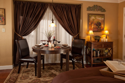Tuscan Room at Bed and Breakfast San Diego