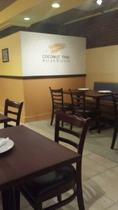 New Thai Restaurant in Pacific Beach - Coconut Thai Asian Bistro