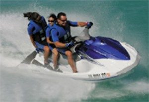 Rent Waverunners and Jetskis in Mission Bay