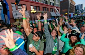 St Patrick S Day In San Diego The Beach Hut Bed Amp Breakfast
