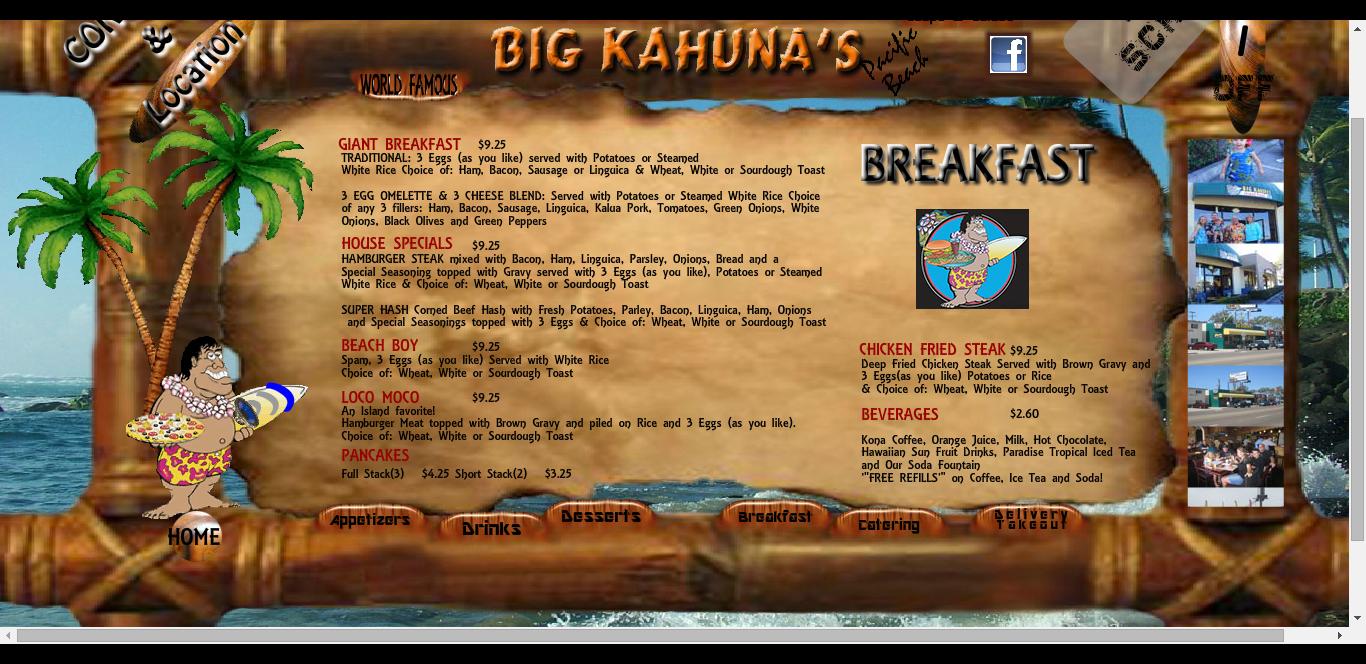 BigKahuna's