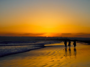 Pacific Beach Sunsets