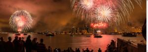 San Diego Big Bay Boom Fireworks