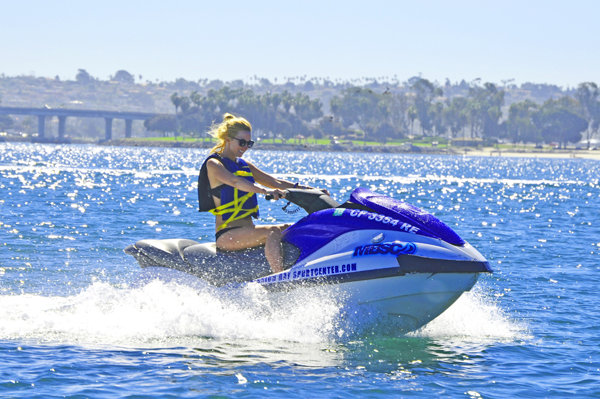 San Diego Water Activities
