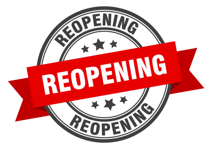 Re-Opening San Diego